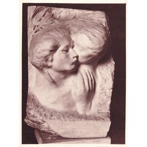 Rodin's Le Poète et la Muse