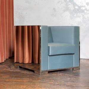 Glossy Armchair