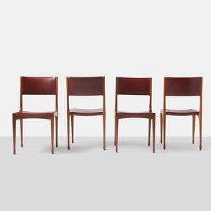 Dining Chairs by Carlo de Carli