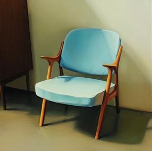 Berkeley Chair #1