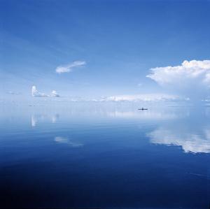 Lake Upemba, Katanga province.