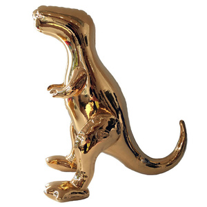 Inflatable T-Rex Large (Gold)
