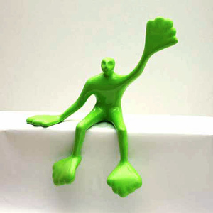 Flossi V (dunkelgrün/dark green)