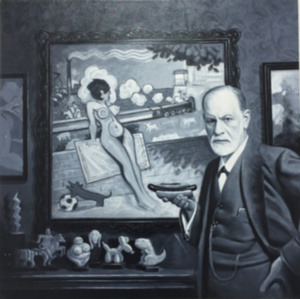 Pink Freud and The Pleasant Horizon (Pink Freud and the Pleasant Horizon)