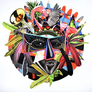 Junkanoo Mask Remix