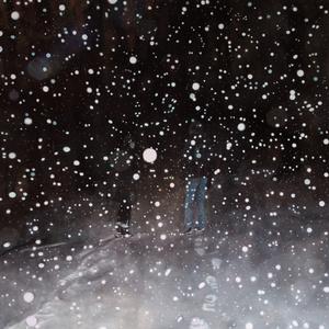 Conversation on a Snowy Night
