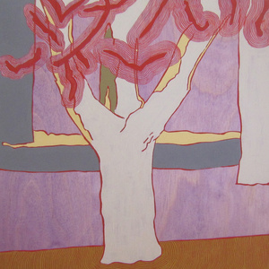 TOPO POP (white tree, red branches)