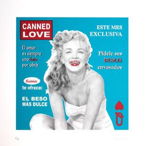 Canned love, el beso más dulce