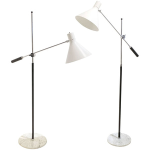 One Arm Floor Lamp