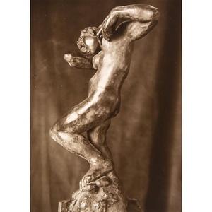 Rodin's Méditation