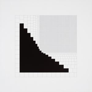 regressiv-synthetisches quadrat 1-1974