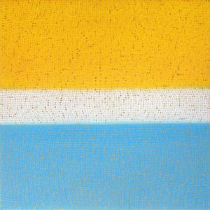 Arch Horizon - Double Plain Painting
