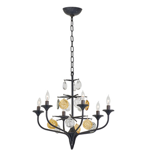 Electrified candelabrum