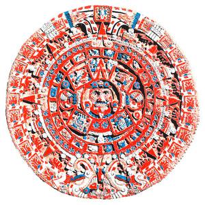 Aztec Calendar (Souvenir)