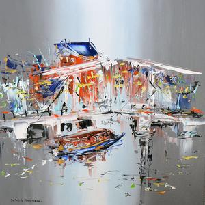 Un tour en bateau