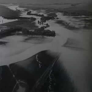 Flooding from Solomon RIver