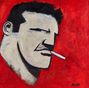 Untitled (Smoking Man)
