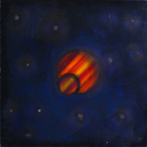 """#11 from the series """"Planets"""""""