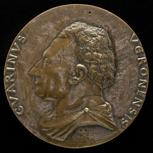 Guarino da Verona, 1374-1460, Humanist [obverse]