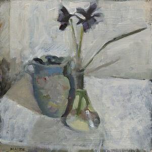 Iris and Vases