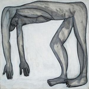 Stooping Figure