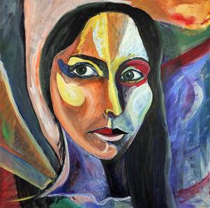 Portrait of Amri
