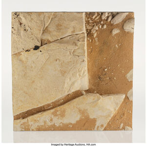 Study for the Negev Site, Israel from World Series 1968-