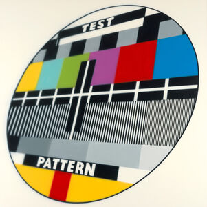 Test pattern no.2, Waiting for the Thunderbirds