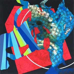 Visions of a Fragmented Landscape IV