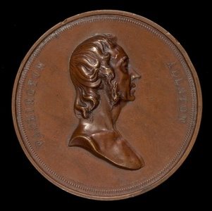 Washington Allston, 1779-1843, Painter [obverse]