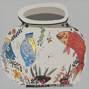 M.S.F. Fish Pot #6