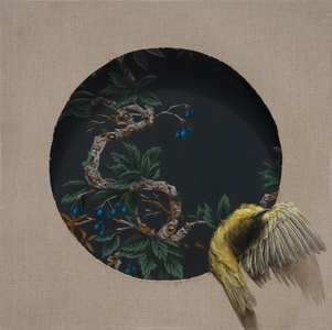 The Goldfinch and the Black Wallpaper