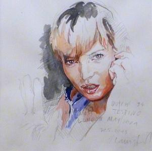 Kate Moss / Testino