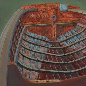 """Thalatta"" Barge Boat"