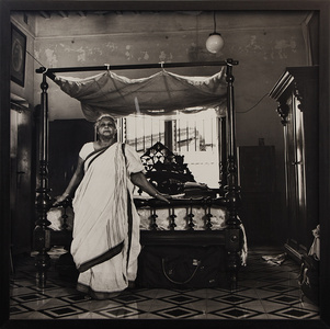 Sati Guptoo, from the series Ladies of Calcutta