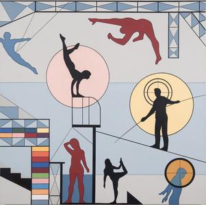 Untitled (Trapeze)