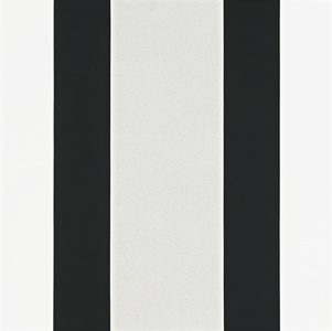 Untitled (Black and White Inner Band)
