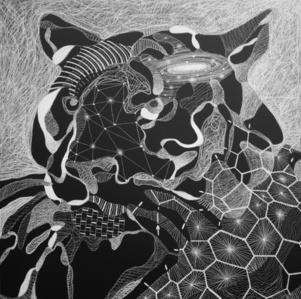 Sans titre (Tigre)