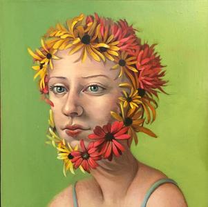 Flower Warrior