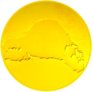 Cercle Jaune Cadmium