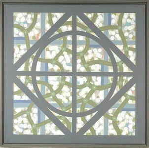 Two Works of Art: (i) Ventana con Jardin - Windows Garden (ii) Ventana con Jardin - Windows Garden