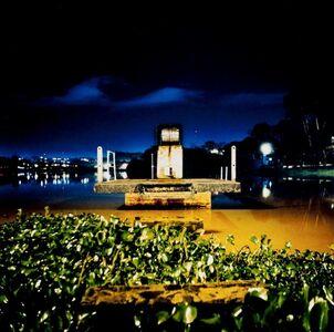 Lago de la República, Barrio Boquerón, Ciudad del Este