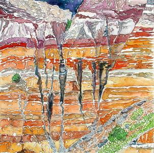 Canyon Walls, Palo Duro