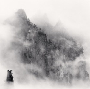 Huangshan Mountains, Study 1, Anhui