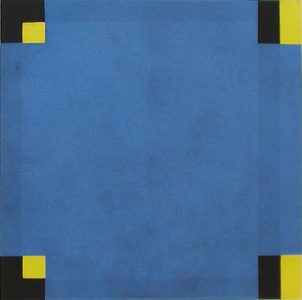 Untitled (Blue/Yellow)