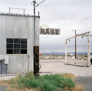 Rage, Baker, California