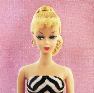 Solid Glam Barbie