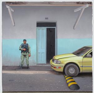 EL POLICÍA MUERTO