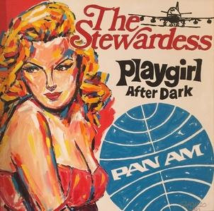 The Stewardess Series: Playgirl After Dark