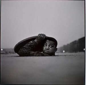 The Invisible Man, Harlem, New York
